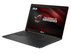 In review: Asus G501VW-FY081T. Test model courtesy of Asus Germany.