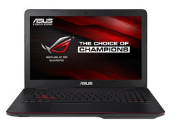 Asus GL551JK-CN128H, courtesy of: notebooksbilliger.de