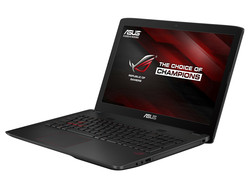 Gaming with limits: Asus GL552JX-CN154H