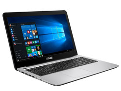 In review: Asus VivoBook X556UQ-XO076T. Test model courtesy of Asus Germany