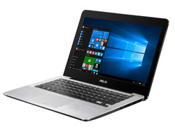 In review: Asus X302UV-FN016T. Test model provided by Notebooksbilliger.de
