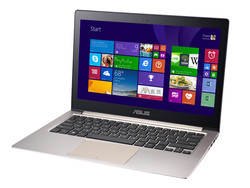 The Asus Zenbook UX303LA-R4342H, courtesy of cyberport.