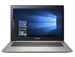In review: Asus Zenbook UX303UB-R4100T. Test model courtesy of Edustore.