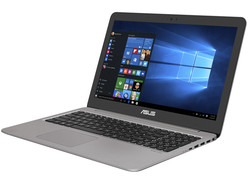 XPS 15 alternative without 4k: Asus Zenbook UX510UW