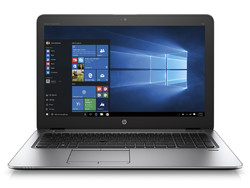Fast and long-lasting, yet unfortunately without IPS display: HP EliteBook 850 G3