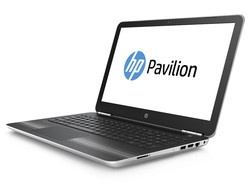 In review: HP Pavilion 15-aw004ng. Test model provided by Notebooksbilliger.de