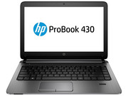 In review: HP ProBook 430 G2 L3Q21EA. Test model provided by HP Deutschland.