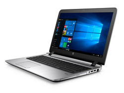 Office vanguard with weaknesses: HP ProBook 450 G3