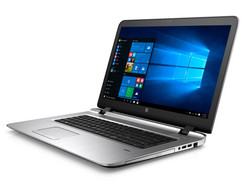 In review: HP ProBook 470 G3. Test model courtesy of Cyberport.de