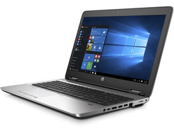 In review: HP ProBook 650 G2. Test model courtesy of HP Germany.