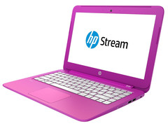 HP Stream refresh gets Windows 10 and a thinner and lighter chassis (Pictured: Original Stream 13)