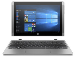 In review: HP x2 210 G1. Test model provided by Notebooksbilliger.de