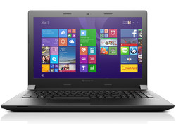 In review: Lenovo B50-70. Test model provided b Notebooksbilliger.de