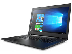 In review: Lenovo Ideapad 110-17IKB 80VK0001GE. Test model provided by Notebooksbilliger.de