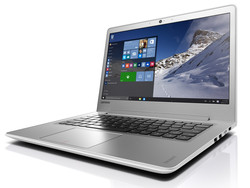 In review: Lenovo IdeaPad 510S-13IKB 80V00026GE. Test model provided by Campuspoint.de