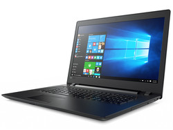 In review: Lenovo IdeaPad V110-17IKB 80V20006GE. Test model provided by Notebooksbilliger.de