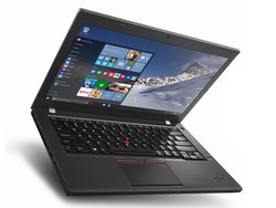 In review: Lenovo ThinkPad T460. Test model courtesy of Campuspoint.de