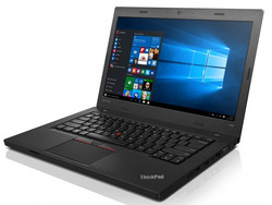 In review: Lenovo ThinkPad L460. Test model courtesy of Campuspoint