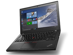In review: Lenovo ThinkPad X260. Test model courtesy of campuspoint.de