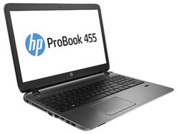 HP ProBook 455 G2, courtesy of HP Germany.