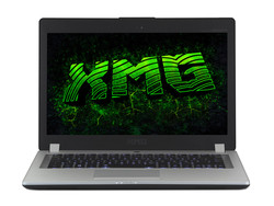 Schenker XMG C405. Test model provided by Schenker Technologies.