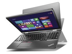 In Review: Lenovo ThinkPad Yoga 15 (20DQ0038GE). Test model courtesy of notebooksandmore.de