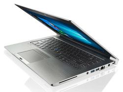 In review: Toshiba Tecra Z40-C-106. test model courtesy of Notebooksbilliger.de