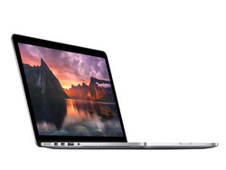 slightly outdated with Broadwell: Apple MacBook Pro Retina 13-inch 2015-03