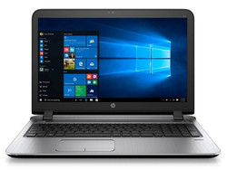HP ProBook 450 G4 Y8B60EA Notebook Review - NotebookCheck.net Reviews