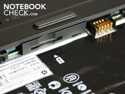 The SIM card slot isn't enabled, a 3G module isn't built into our ProBook 5310m's version.