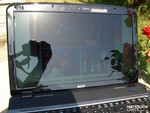 Acer Aspire 5536G outdoors