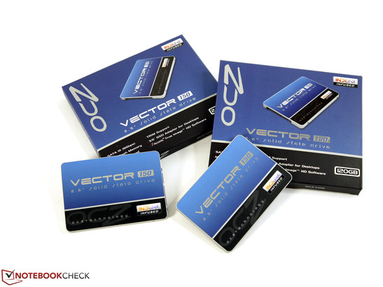 OCZ Vector 150 with 120 and 240 GB capacity