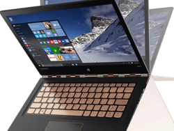 In review: Lenovo Yoga 900S 12ISK. Test model provided by Lenovo US