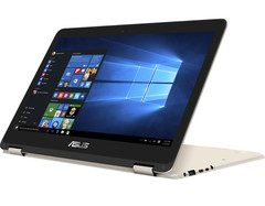 The Asus Zenbook Flip UX360 will feature Kaby Lake processors and should be available in a few weeks.