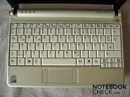 Acer Aspire One A110 Keyboard