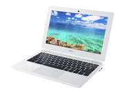 Acer Chromebook 11 CB3-111 kindly supplied by Acer