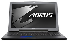 Aorus X7 V6 gaming notebook gets a successor with Kaby Lake processor options and GeForce GTX 10 series graphics