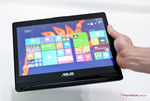 ASUS Transformer Book Flip Display