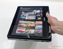 ASUS Transformer Flip TP300L screen viewing angles