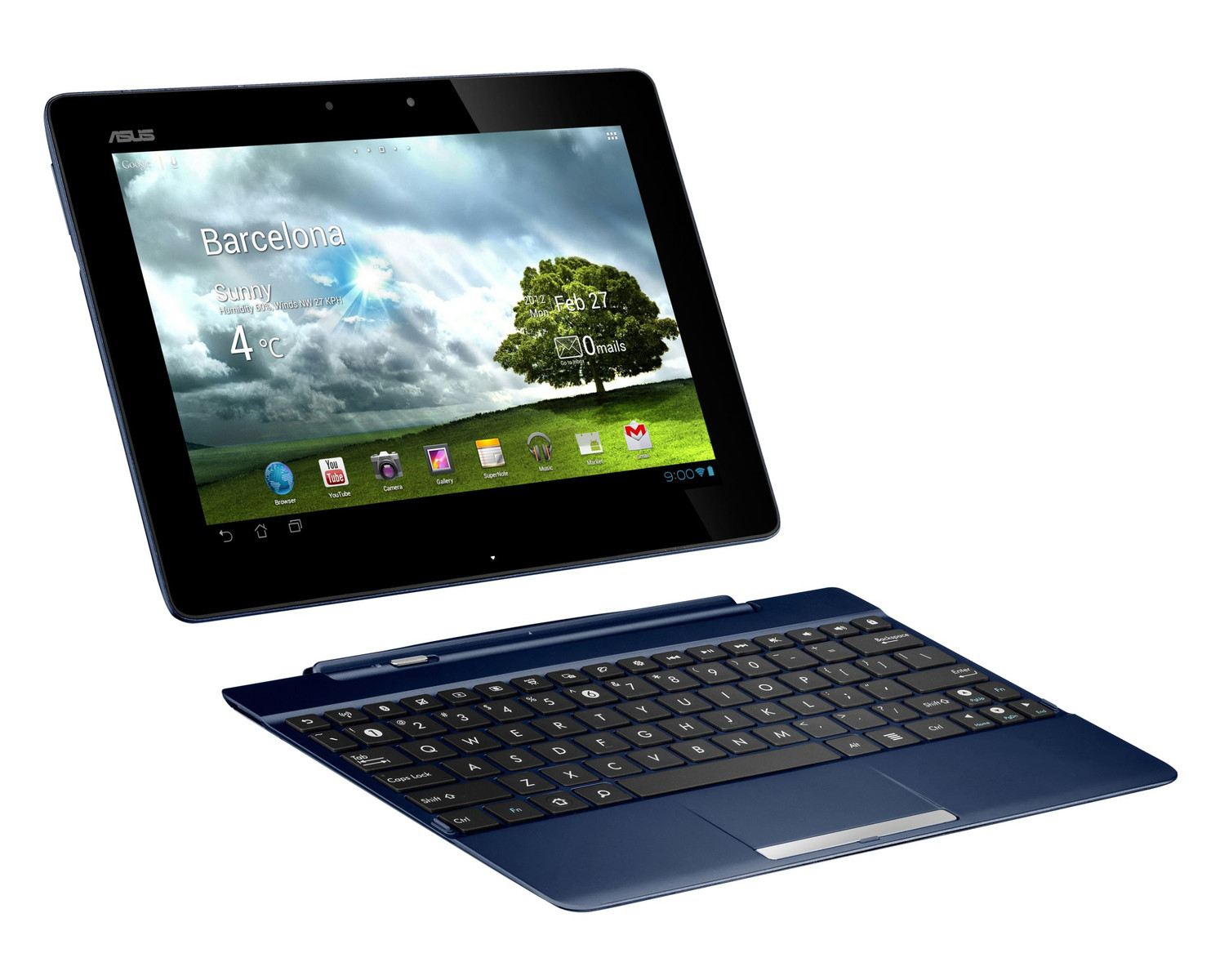 Review Asus Transformer Pad TF300T Tablet/MID ...
