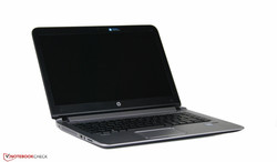 In review: HP ProBook 440 G3. Test model provided by Cyberport.de
