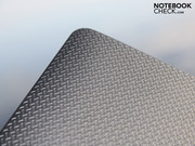 The matte surfaces with patterns,