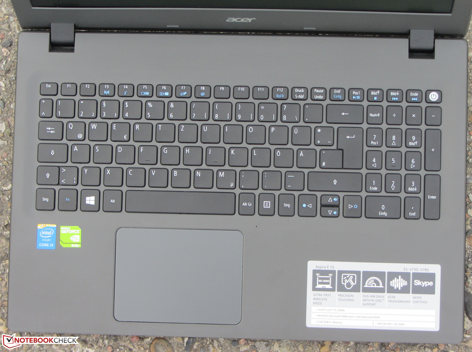 ACER ASPIRE E5-573T INTEL WLAN DRIVERS (2019)