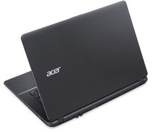 The lid's back is structured. (Picture: Acer)