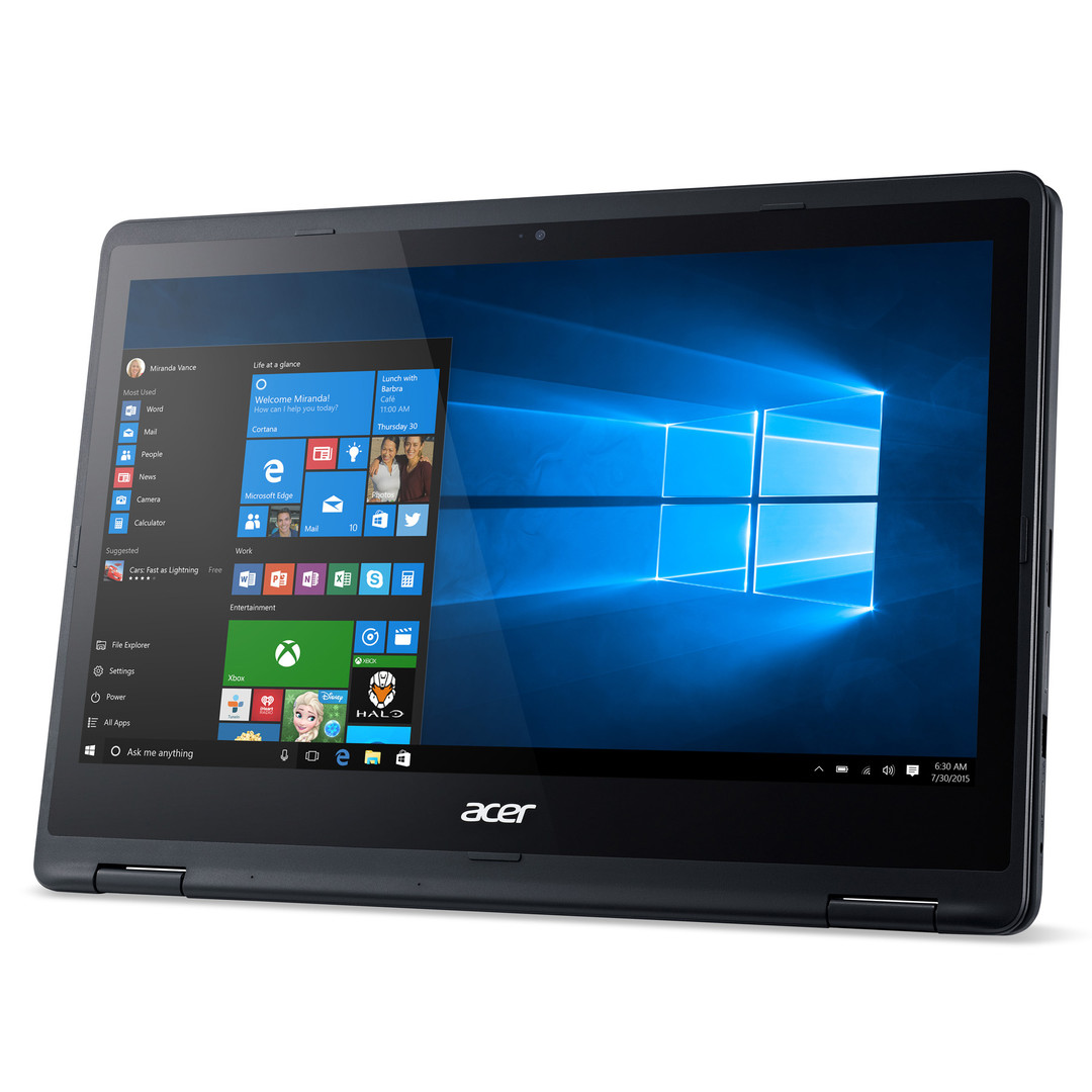Acer Aspire R14 R5 471t 79gq Notebook Review