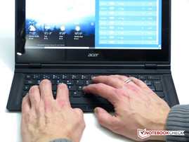 Acer Aspire Switch 12 keyboard