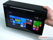 Acer Aspire Switch 12 'hanging tablet.'