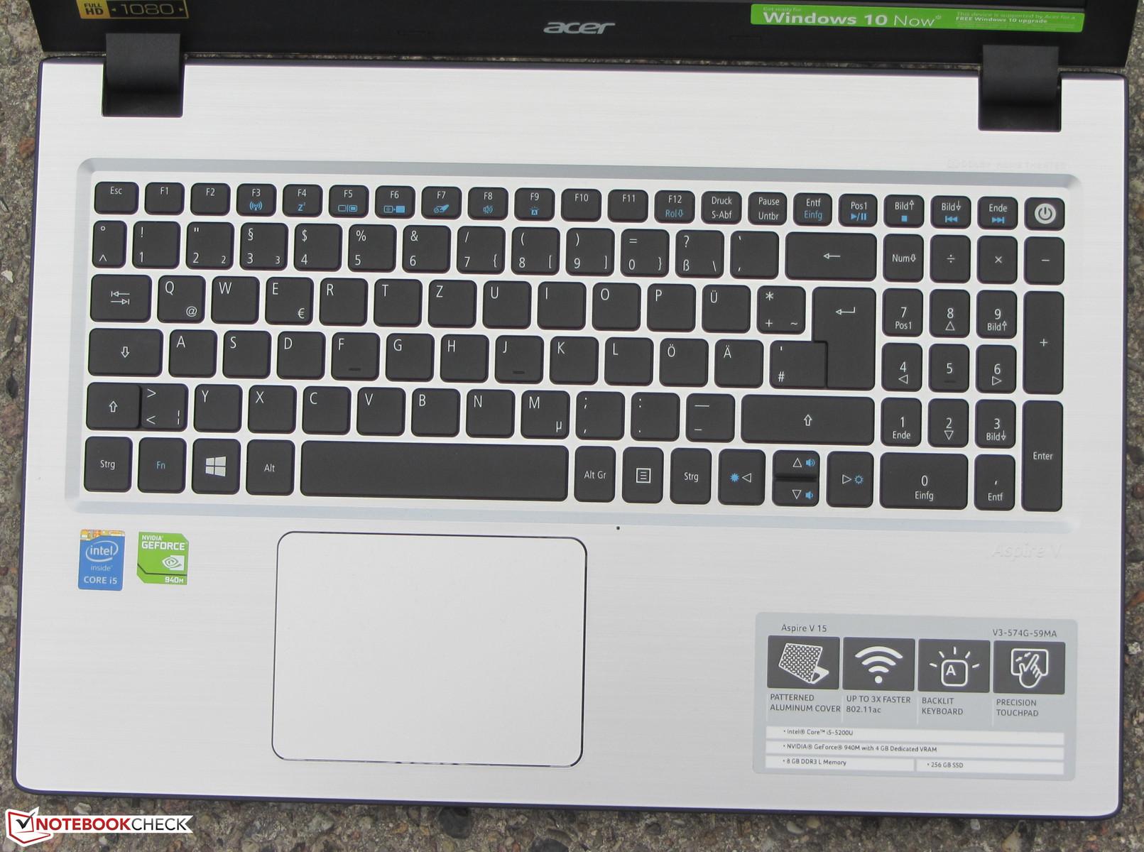 Acer Aspire V3-574G Driver
