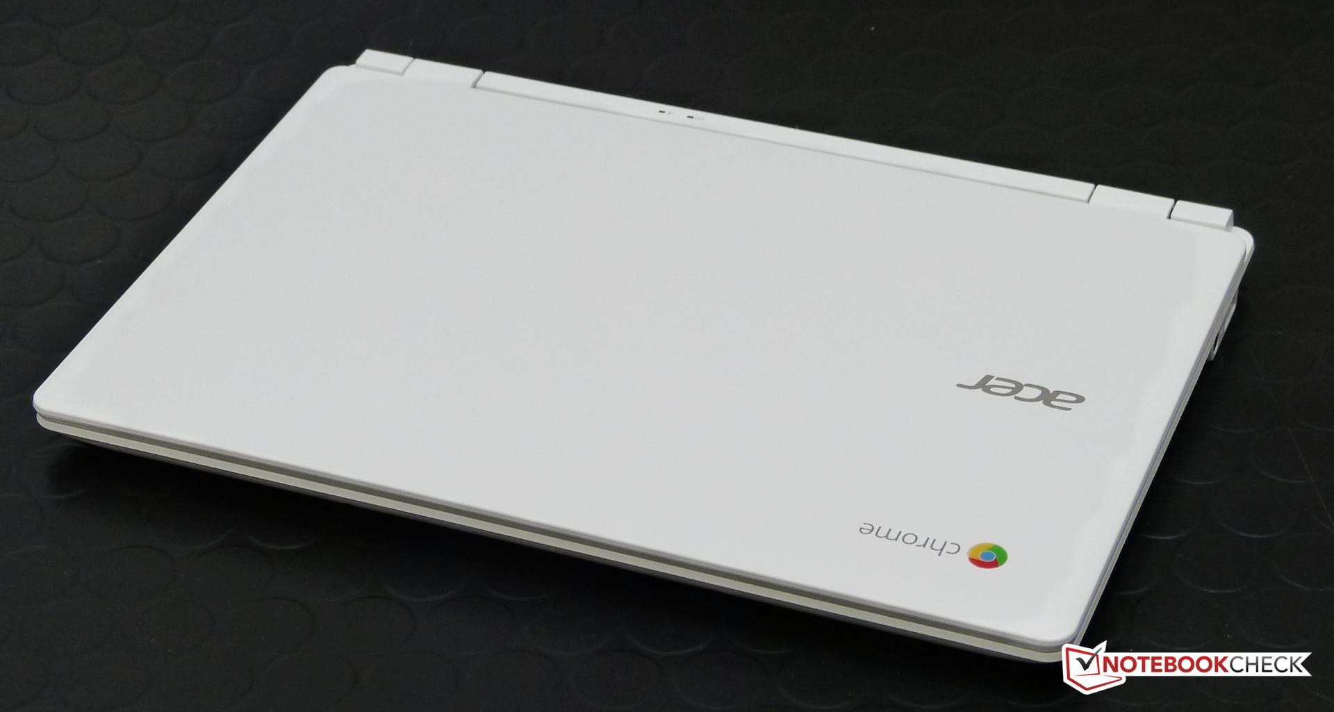 acer chromebook 11 cb3 111 review notebookcheck net reviews