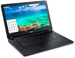 Acer Chromebook 15 with Intel Core i5 Broadwell ULV processor and Full HD display